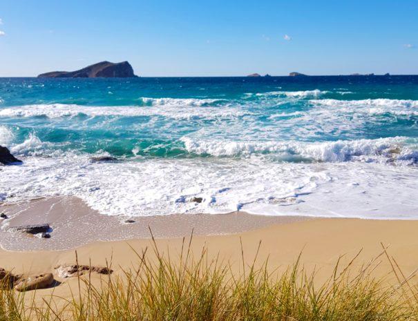 secret barcelona in Ibiza beach