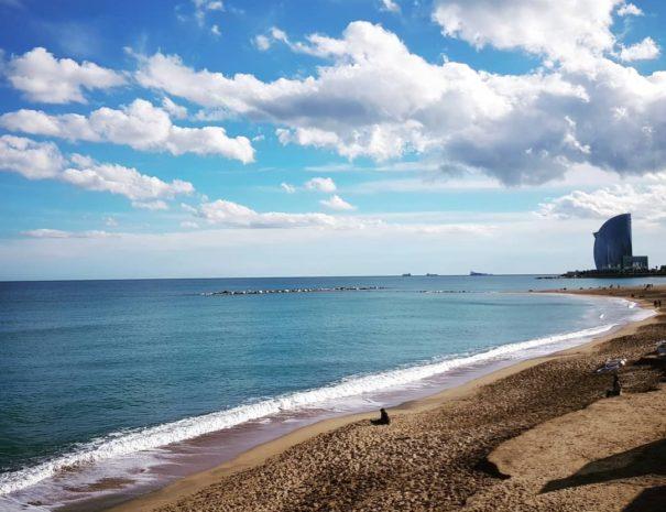 Secret Barcelona - Barcelona beach view hotel W