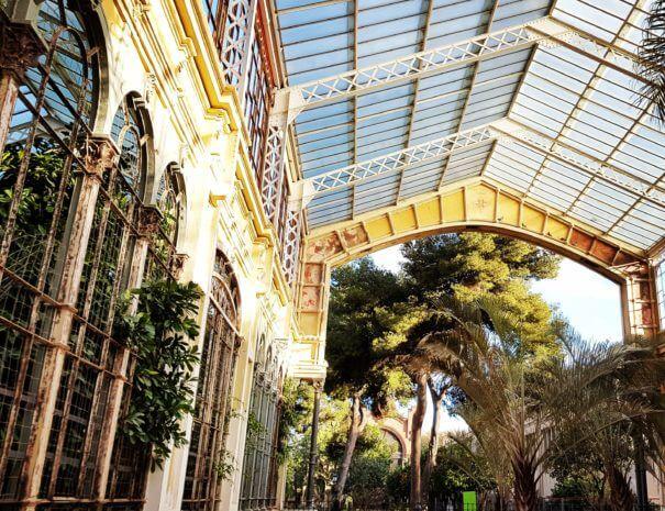 Secret Barcelona - park de la ciutadella