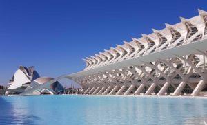 valencia city art and sciences