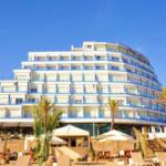 Me Sitges hotel beach