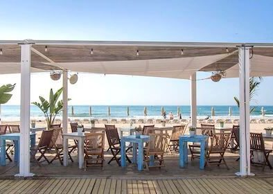 Restaurant Nomada beach club sitges