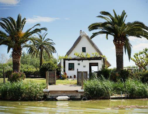 Barraca-Albufera-Valence