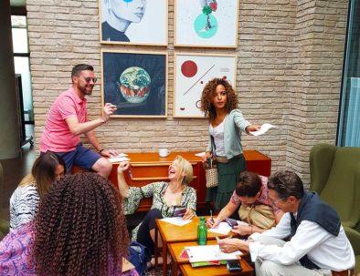 mejor actividad de team building en barcelona