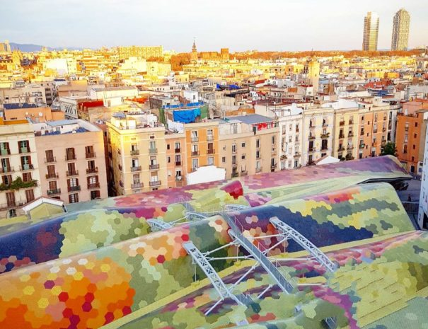 Marché Santa Caterina à Barcelone