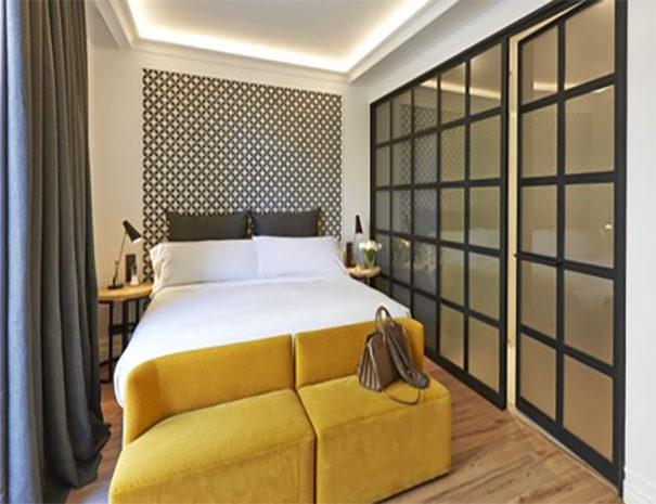The Serras room