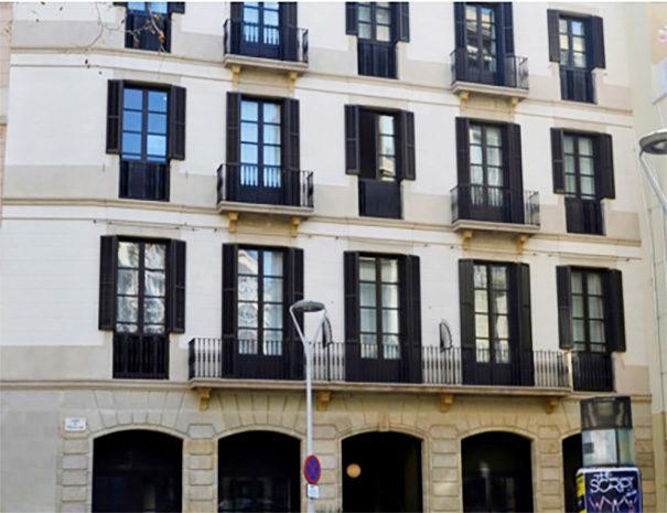 Yurbban Trafalgar Hotel Barcelone