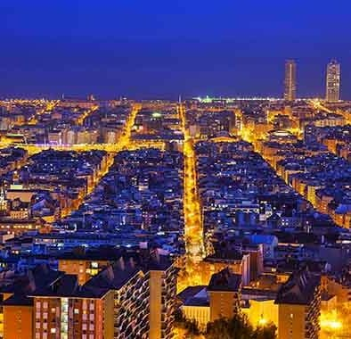 Barcelona Night life