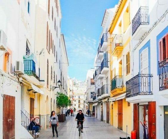 voyage à Ibiza Dalt Vila