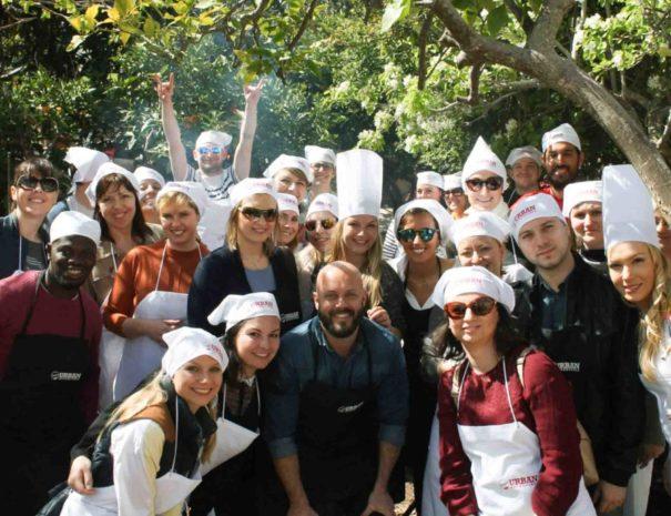 Team building cours de cuisine masterchef