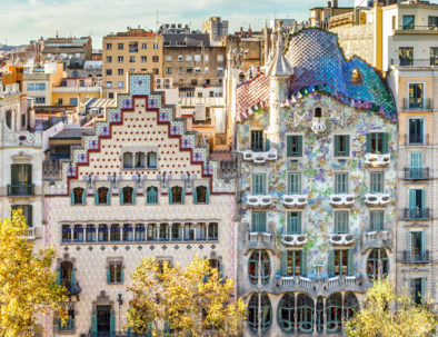 Casa Batllo Gaudi en Barcelona