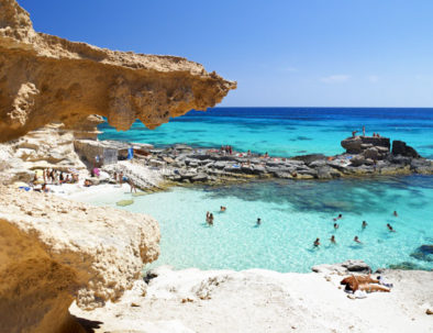 Isla de Formentera en Ibiza