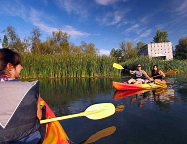 Kayak à Gérone