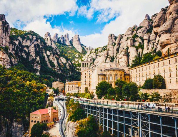 visita Montserrat cataluna