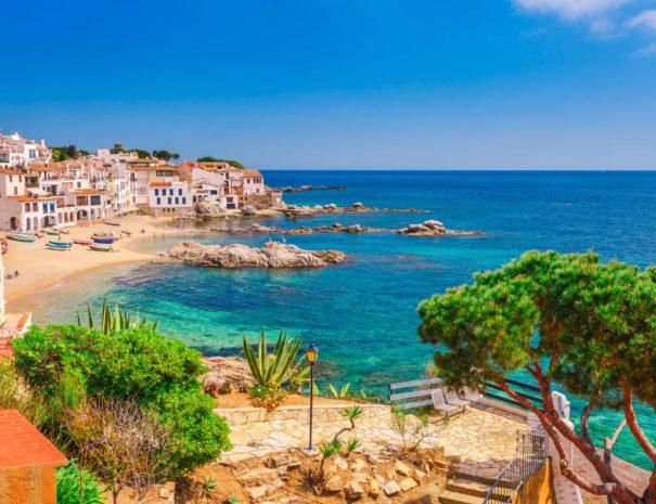Costa brava meilleure plage