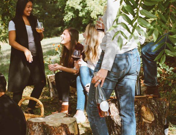 picnic grupal en girona