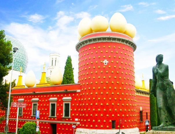 Musée de Salvador Dali à Figueres