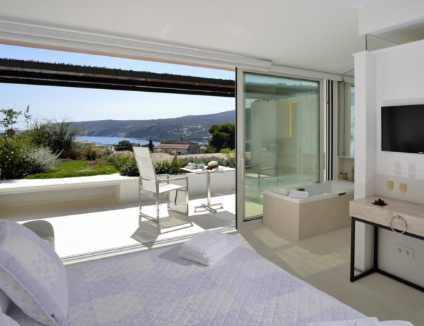 Hotel Calma Blanca sea view