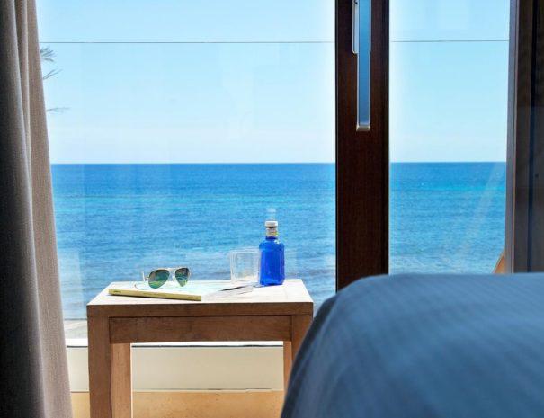Formentera Gecko Hotel sea view