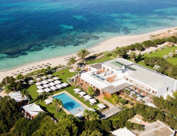 Formentera Gecko Hotel view