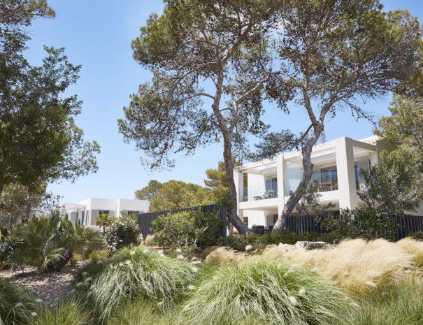 Ibiza 7 pines garden
