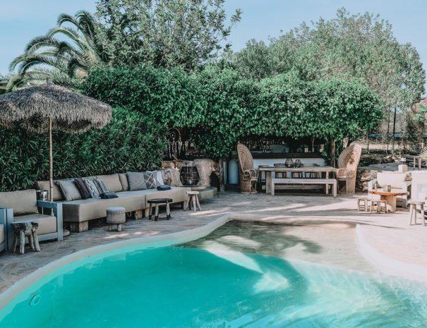 Ibiza Can Sastre pool