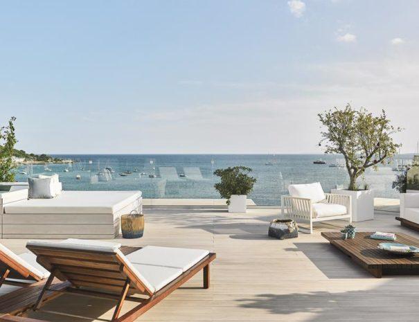 Ibiza Nobu rooftop