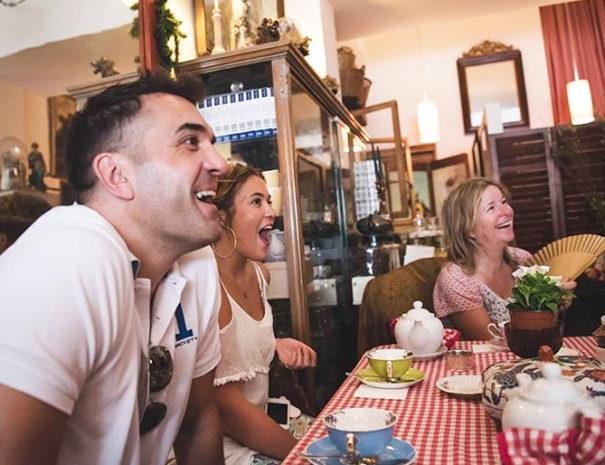 Ibiza Food tour incentive