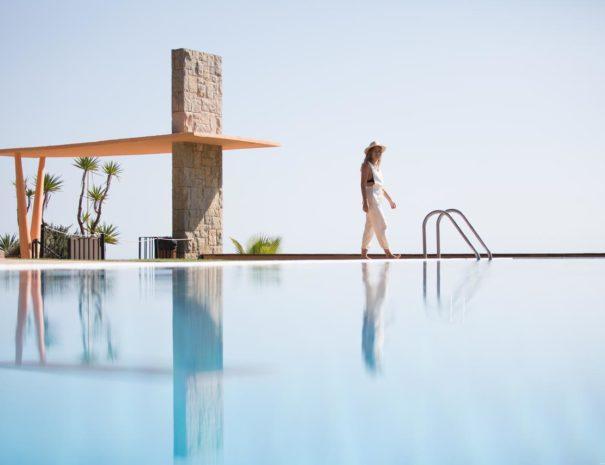 Santa marta hotel catalonia swimming pool