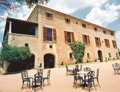 Lieu de réception Son Termes à Majorque