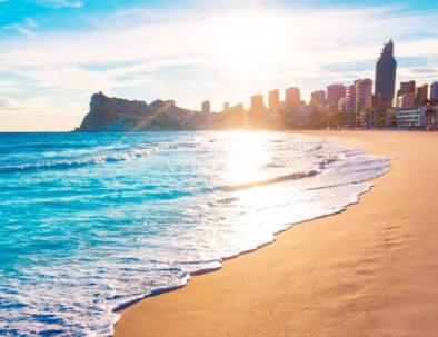 Best Beach in Valencia in Spain
