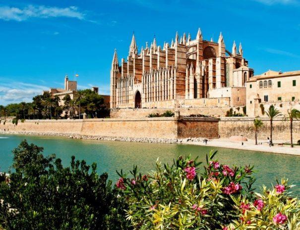 Catedral in Palma de mallorca