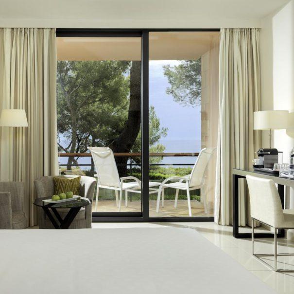Bedroom in H10 Punta Negra in Mallorca