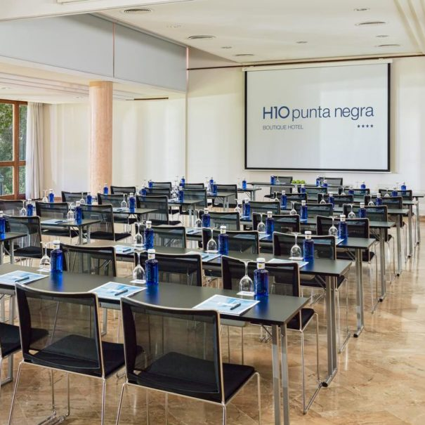 Meeting room in H10 Punta Negra in Mallorca