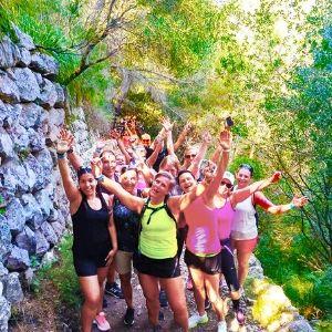 Activité team building aventure nature Majorque