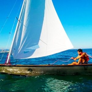 Catamaran tour Barcelona