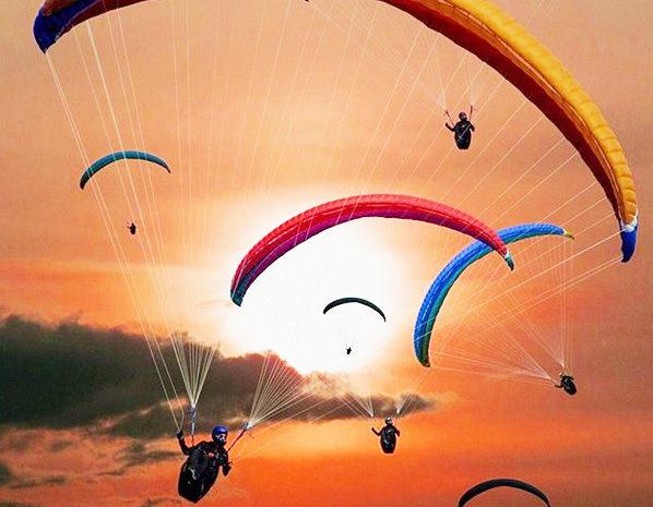 activite parachute espagne