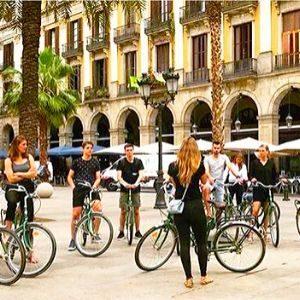 visite privée à Vélo Barcelone