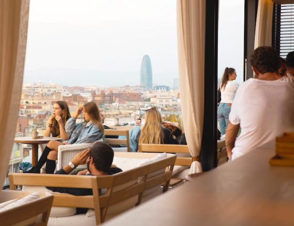 Best rooftop venue finder in Barcelona