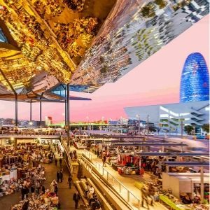 Best 360° private tour in Barcelona