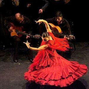 espectáculo de flamenco y cena por la noche en barcelona