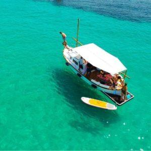 Private boat tour mallorca