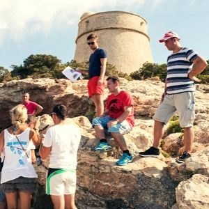 Best treasure hunt ibiza