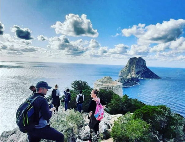 Ibiza balade randonnée hors des sentiers battus