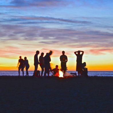 Activité team building sur la plage à Ibiza