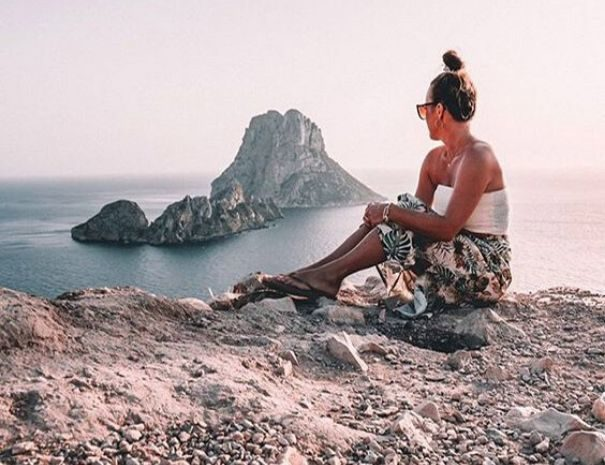 Visite privée à Ibiza