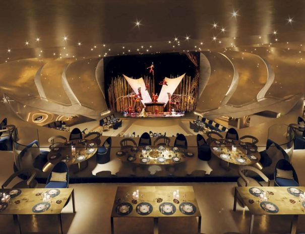 Hit venue for parties and gala dinner in Palma de Mallorca