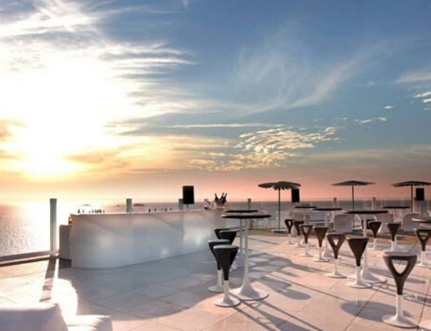 Ibiza best rooftop for events