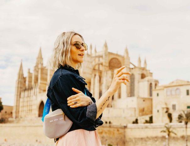Agence de voyage à Majorque
