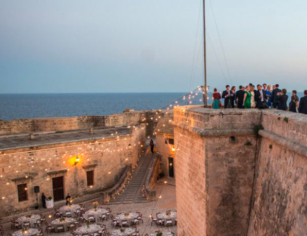 Evènement d'entreprise dans un chateau à Majorque